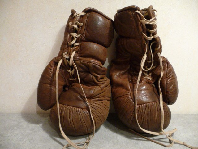 collection sport a vendre archive du blog gants de boxe. Black Bedroom Furniture Sets. Home Design Ideas